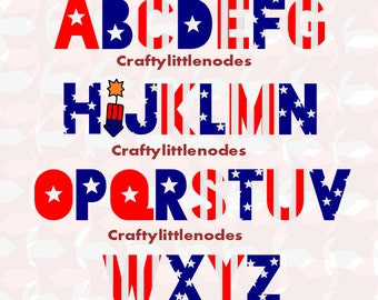 Fourth Of July Independence Day SVG STUDIO Ai EPS Scalable Vector Instant Download Commercial Use Cutting File Cricut Explore Silhouette