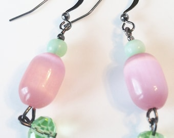 Glimpse Of Spring Earring