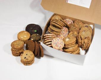 2 dozen mini cookies