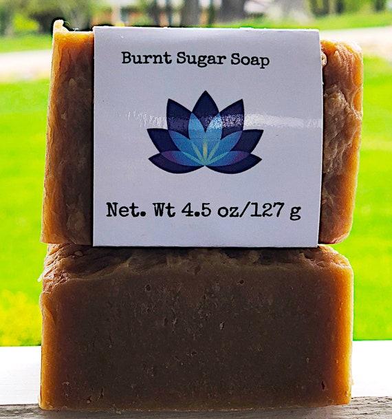 Burnt Sugar Soap