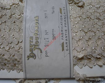 antique lace trim 1930 25 meters