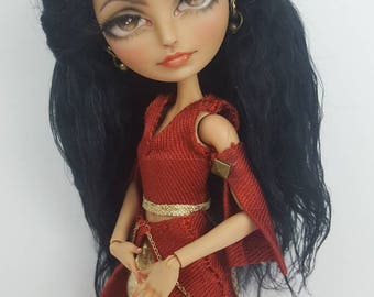 OOAK Custom Ever After High Inara Serra Firefly Doll