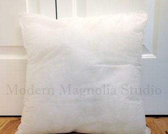 16x16 Pillow Form Insert