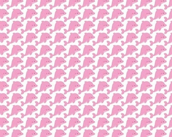 EXTRA 20 30% OFF Under The Sea By Doodlebug Design Pink Dolphins