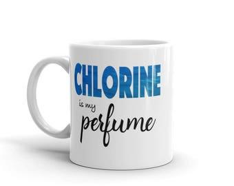 Chlorine is My Perfume Mug