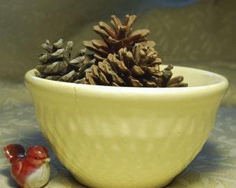 Vintage Cream Bowl