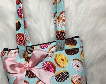 Donut/doughnut girls purse
