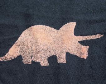 Dinosaur T-shirt Adult Unisex - Crew Style Triceratops