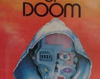 "Graduation Gift: Vintage Sci Fi Old Book ""Trumps of Doom"" 1985 by Roger Zelazny | Literary Gifts | Sci Fi Geek Gift | Booknerd gift | Novels"