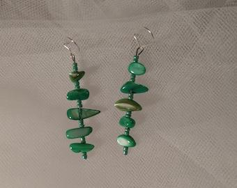 5 Piece Rock Earring Set