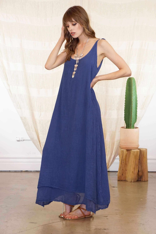 Sale blue maxi dress blue long dress maxi boho dress free description sale blue maxi dress ombrellifo Choice Image