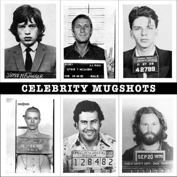 30 Celebrity Mugshot Photos - Celebs With DUIs or Arrest ...