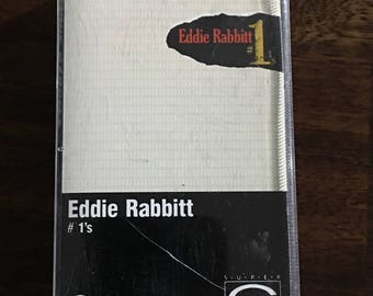 Eddie Rabbit #1's Cassette Tape