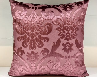 Pink Velvet Pillow Cover, Pillow Velvet, Pink Pillow, Designer Pillow, Velvet Pillows, Velvet Cushion Covers, Pink Sofa Pillow Cover