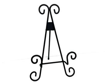 Metal Plate Easel Tile Stand 3 Stand 6 Easel