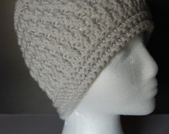 Crochet hat - choose from 4 colors