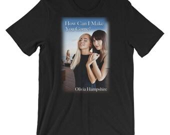 Lesbian Couple, Lesbian Couples Gift, Lesbian Gift, Lesbian Couple Shirt, Lesbian Lover Gift, Lesbian Wife Gift, Olivia Hampshire