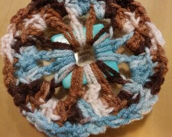 Turquoise Coaster