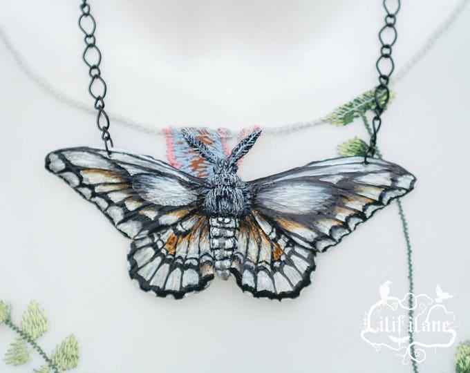 Papilio cresphontes Necklace-Light