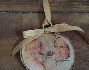 Printed wooden gift