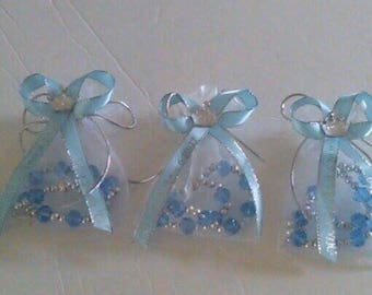Communion or baptism party favors