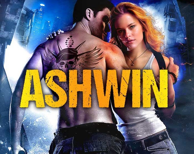 Ebook: Ashwin by Kit Rocha