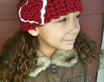 Be My Valentine Ear Warmer Headband