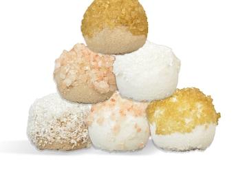 Donut Hole Bath Bombs