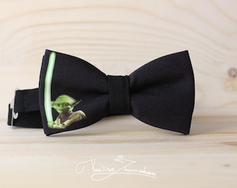 Yoda, Star Wars Bow tie - Bowtie star wars