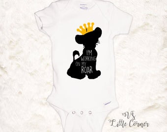 1d8f9f13a198 Baby Lion King t