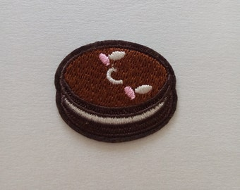 Iron On Patches,biscuit Iron on Patche, Clothes Decoration tool