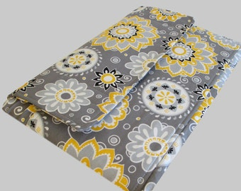 MacBook Air Sleeve, MacBook Air Case, MacBook Air 13 Inch Sleeve, MacBook Air 13 Case, MacBook Air Cover Yellow and Grey