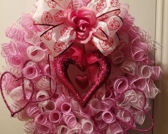 Heart Filled Wreath