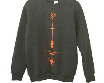 Luwice sweatshirt wiht embroidered