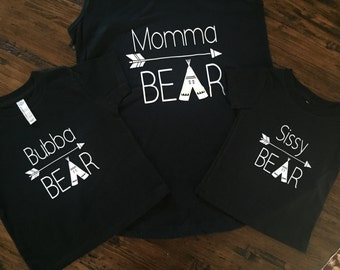 Momma bear set