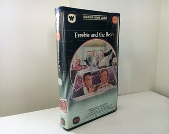 Freebie and the Bean (1974) VHS