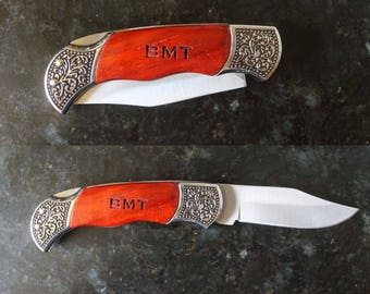 Groomsmen Knives, Folding Knife, Custom Engraved Pocket Knives, Groomsman Gift, Groomsmen Gifts, Personalized Knife, Wedding Gifts