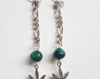 Herbalista earrings