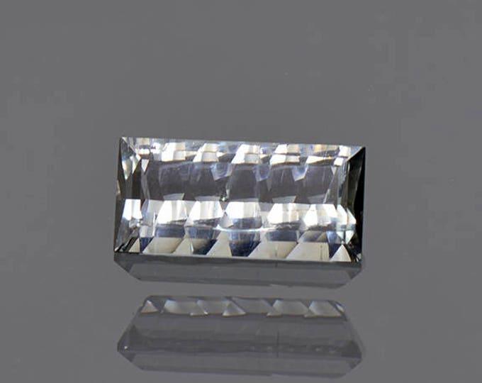 Lovely Silvery Blue Tourmaline Gemstone from Brazil 2.03 cts.