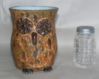 Owl Mug for hot or cold Beverages and Drinks
