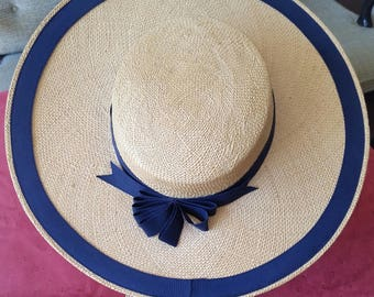 Alex Wilson Straw Hat