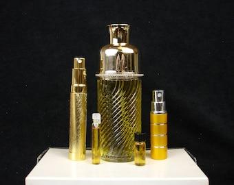 Vintage, Niche, Eau De Fleurs, Eau De Toilette, Nina Ricci, rare, old perfume, discontinued, old formula, hard to find