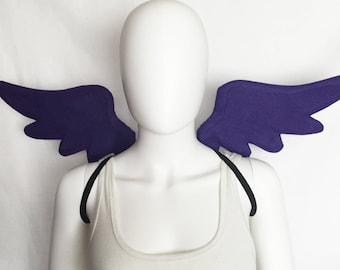 Clearance Purple Angel Wings Feather Wings Bird Wings My Little Pony Wings  Cosplay Wings Costume Wings