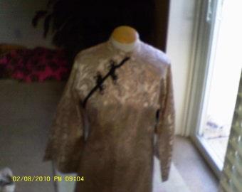 Orient  Glamour......vintage dress