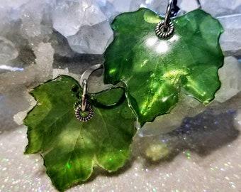 Maple Leaf Earrings