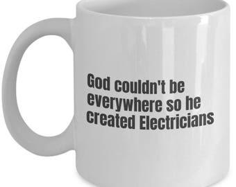 Electrician funny mug, Electrician funny mug, Electrician, gift idea