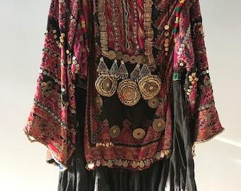 Nuristani Afghan Vintage Dress