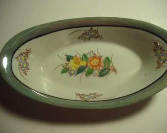 Vintage Fine China Bone Dish? - Made in Japan