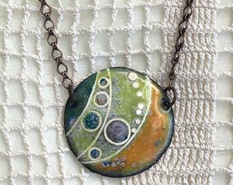 Handmade Cloisonné Universe