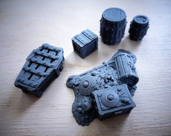 Dungeon & Dragons- 3D Printed- Tabletop Roleplaying RPG Game Miniatures-DnD